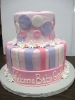Fondant Dots and Stripes