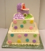 Baby Carriage on Tier