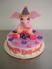 Circus Elephant Pink