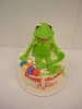 Puppet Frog 3D