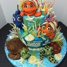 Clownfish Character & Underwater Friends