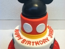 Mouse Themed Tiered Cake_1