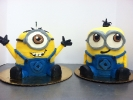 Yellow Despicable Freestanding Characters_1
