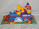 Clown train