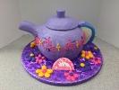 Freestanding Teapot
