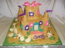 Sandcastle Freestanding