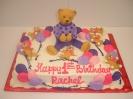 Teddy Bear with puff bears