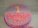 1st Birthday Diva