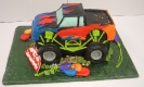 Monster Truck Freestanding
