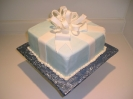 Blue Present in all Fondant