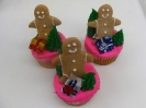 Christmas_Cupcakes with Gingerbread