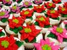Christmas_Cupcakes Poinsettias