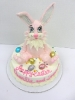 Easter_Bunny 3D Pink