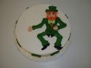 St Patricks Day_Leprechaun dancing