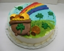St Patricks Day_Rainbow and Pot of Gold