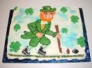 St Patricks Day_Leprechaun drawn on