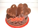 Valentines Day_Hearts in Chocolate
