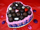 Valentines Day_Heart Cake with Truffles