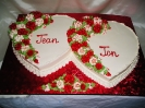 Valentines Day_Hearts side by side