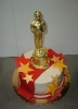 Movie Statue with Red Carpet
