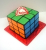 Color Cube Freestanding
