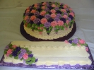 Basket Cake with Bar Cake
