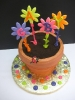 floral_Flower Pot